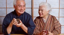 Học người Nhật bí quyết sống lâu và trẻ hơn tuổi