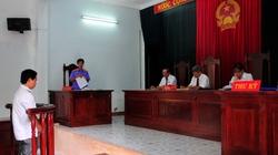 Phường đội trưởng lãnh án tù vì trộm cắp