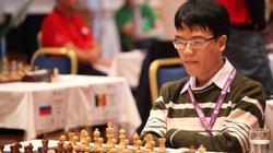 210 phút đấu trí, Quang Liêm chia điểm với nhà vô địch thế giới