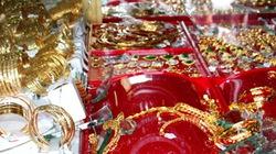 Tiệm vàng lớn ở đất Mỏ bị khoắng sạch trong đêm