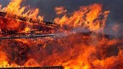 Đã khống chế được đám cháy ở công ty Pou Yuen