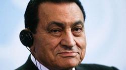 Ông Mubarak được ra tù, bị quản thúc tại gia
