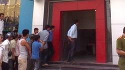 Một bảo vệ ngân hàng ở Hà Nam chết tại trụ sở