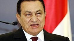 Ra tù, ông Mubarak được đưa thẳng vào bệnh viện