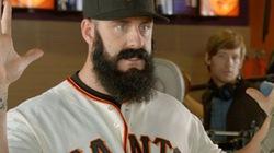 """Sao bóng chày từ chối """"bán"""" bộ râu với giá 20 tỷ đồng"""