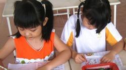 Tuyệt đối không dạy chữ ở trường mầm non