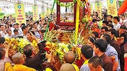 Đại lễ cung nghinh ngọc Xá Lợi tại Nghệ An