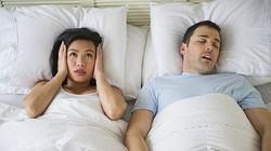Vợ nằng nặc ly hôn vì chồng ngáy như sấm