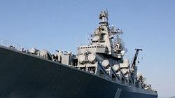 Soái hạm Nga sắp thăm Việt Nam