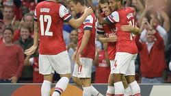 Arsenal-Fenerbahce (2-0):  Giá đắt cho trận cầu thủ tục