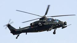 Trực thăng tấn công Trung Quốc thử nghiệm bắn tên lửa