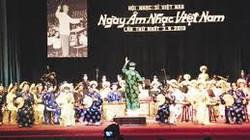 Nhiều hoạt động tại Ngày Âm nhạc Việt Nam