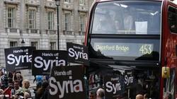 Dư luận thế giới phản đối kế hoạch tấn công Syria