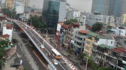 Hà Nội thông xe cầu vượt nhẹ thứ 6 Đại Cồ Việt - Trần Khát Chân
