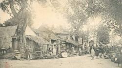 Phiên chợ Bưởi: xưa và nay