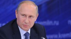 Tổng thống Putin: Việt Nam giành uy tín cao trên trường quốc tế