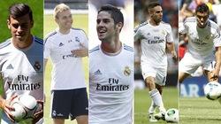 """Real Madrid tốn bao nhiêu cho cuộc """"thay máu"""" mùa hè?"""