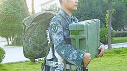 Thèm khát chiến binh siêu lực sĩ, Trung Quốc chế quân phục trợ lực