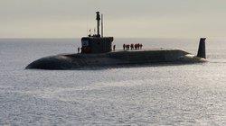 Tàu ngầm Yuri Dolgoruky gia nhập hạm đội Phương Bắc