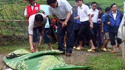 Tang thương vùng mưa lũ Lai Châu-Lào Cai