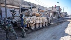 Syria đưa thiết bị quân sự và hầm trú bom vào trạng thái sẵn sàng