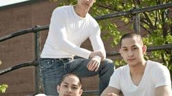 Anh em sinh ba gốc Việt gây sốt đồng hành cùng trai đẹp bị trục xuất