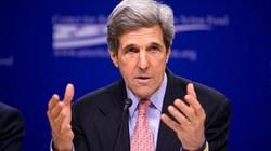 Ngoại trưởng Mỹ trưng ảnh Iraq khi nói về... Syria
