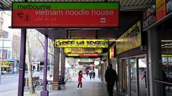 Phố đặc trưng ẩm thực Việt ở Úc