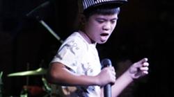 Quang Anh, Mỹ Chi hát cảm ơn khán giả