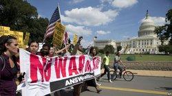 Thượng viện Mỹ hoãn bỏ phiếu về Syria