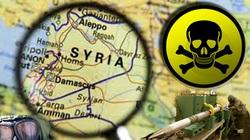 Đã khởi động quá trình giải giáp vũ khí hóa học tại Syria