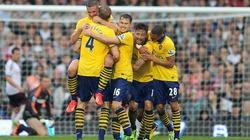 Sunderland-Arsenal (1-3): Ramsey thăng hoa, Pháo thủ lên đỉnh