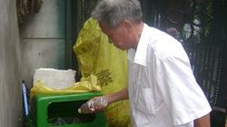 Dùng Chế phẩm EM xử lý rác thải: Người dân thu lợi ích kép