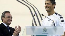 Gia hạn hợp đồng với Real, Ronaldo nói gì về... M.U?