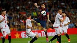 Clip: Messi - Sanchez cứu Barca thoát hòa phút cuối