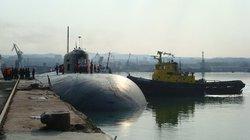 Hé lộ nguyên nhân tàu ngầm hạt nhân Nga bốc cháy