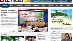 Báo Việt Nam News ra mắt Chuyên trang kinh tế bizhub.vn