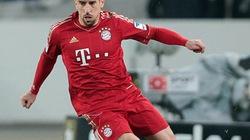 Champions League: Cơ hội đến rồi Ribery!