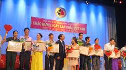 Nhà hát Tuổi Trẻ bội thu giải thưởng