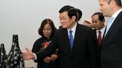 Chủ tịch nước Trương Tấn Sang hội kiến các nhà lãnh đạo Hungary