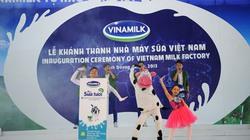 Vinamilk khánh thành siêu nhà máy sữa nước