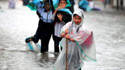 Ngày 19.9, học sinh toàn thành phố Đà Nẵng nghỉ học tránh bão