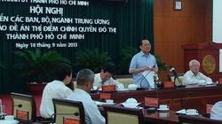 Về đề án thí điểm Chính quyền đô thị TP.HCM: Đảm bảo phục vụ dân tốt hơn