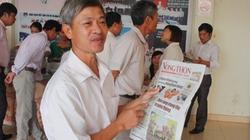GS Nguyễn Lân Hùng tư vấn làm giàu cho nông dân Kiến Thụy, Hải Phòng