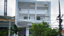 Phó Chánh thanh tra tỉnh xây nhà chiếm đất lối thoát hiểm