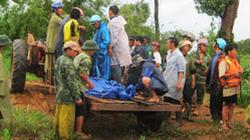 Tìm thêm được 1 thi thể trong vụ lũ quét ở Đăk Lăk