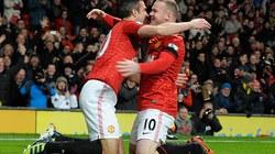 Trước trận derby, Van Persie nức nở khen Rooney
