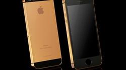 Ngất ngây với iPhone 5S mạ vàng, bạch kim