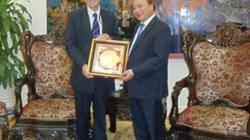 Phó Thủ tướng Nguyễn Xuân Phúc tiếp Chủ tịch IFOAM