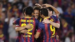 """Barca: """"Dream Team 3.0"""" đã định hình"""